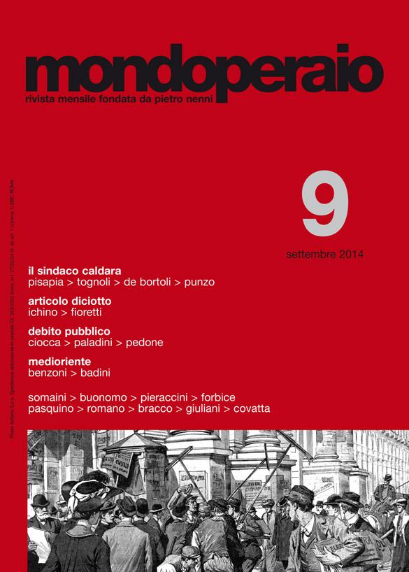 Settembre 2014 La Rivista