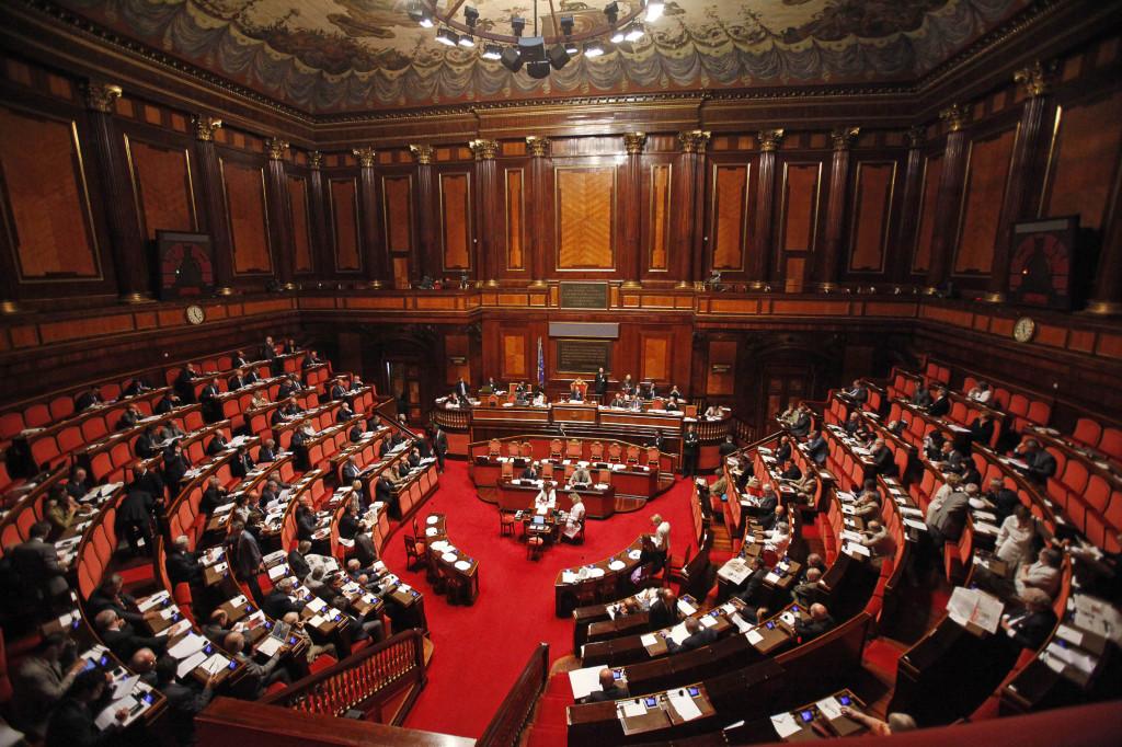 Per un senato che si avvicini piu possibile al bundesrat for Senato composizione