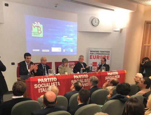 SCUOLA DI DEMOCRAZIA EUROPEA 2017 – MILANO – VIDEO