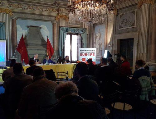 SCUOLA DI DEMOCRAZIA EUROPEA 2017 – MAGLIANO SABINA (RI) – VIDEO