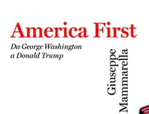 America first. Da George Washington a Donald Trump  Matteo Monaco