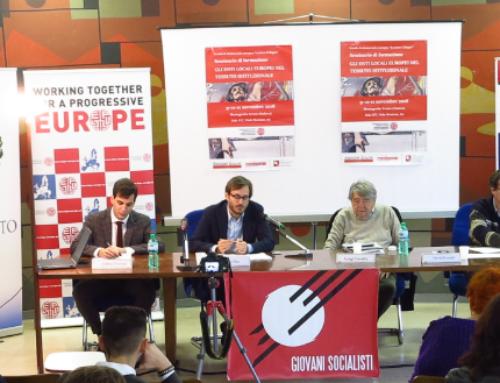 SCUOLA DI DEMOCRAZIA EUROPEA 2018 – MONTEGROTTO TERME (PD) – VIDEO