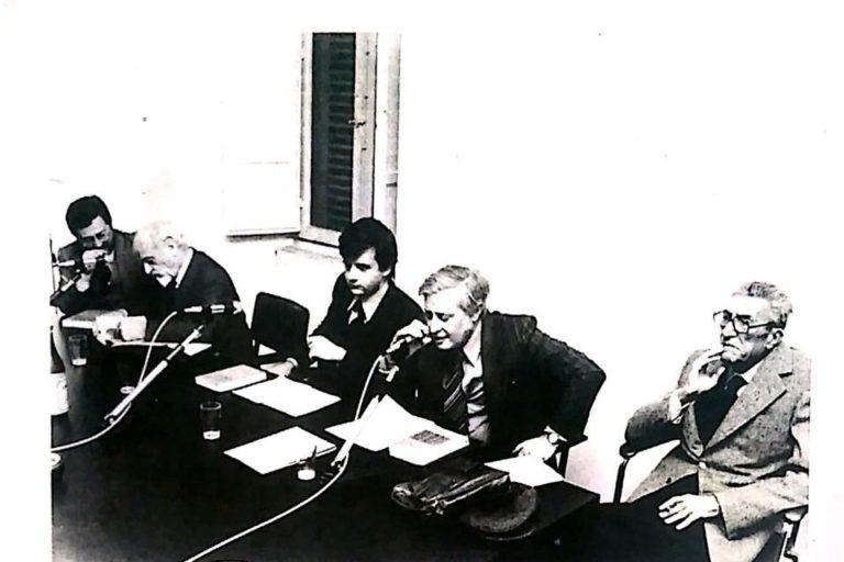 I grandi dibattiti degli anni '70 ed il nuovo direttore Federico Coen