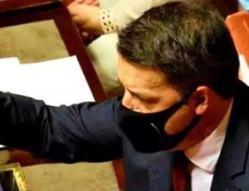 Renzi scrive a Conte. Lettera del 17/12/2020