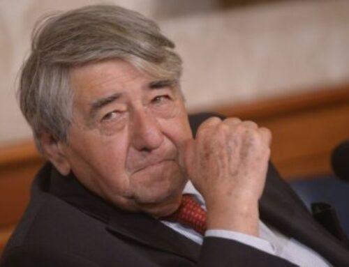 Luigi Covatta commemorato al Senato da Riccardo Nencini